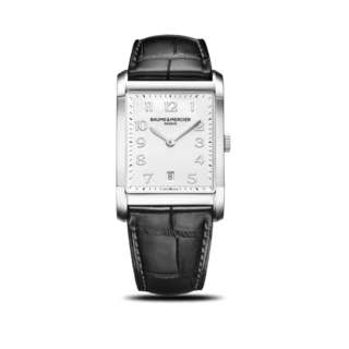 Baume & Mercier Herrenuhr Hampton Quarz 43x29mm 10154