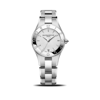 Baume & Mercier Damenuhr Linea Quarz 32mm 10070