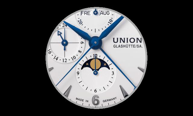 Belisar Chronograph Mondphasen