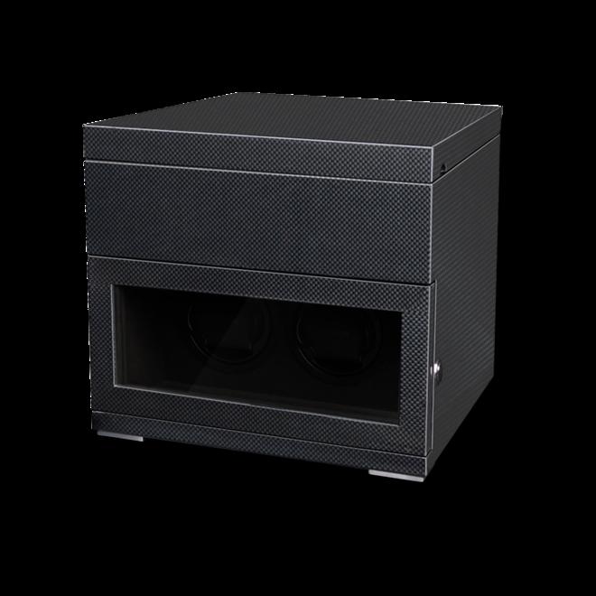 Uhrenbeweger Benson Uhrenbeweger - Black Series 2.16 aus Holz/MDF und Carbon bei Brogle