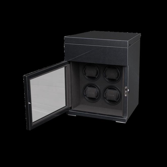 Uhrenbeweger Benson Uhrenbeweger - Black Series 4.16 aus Holz/MDF und Carbon bei Brogle