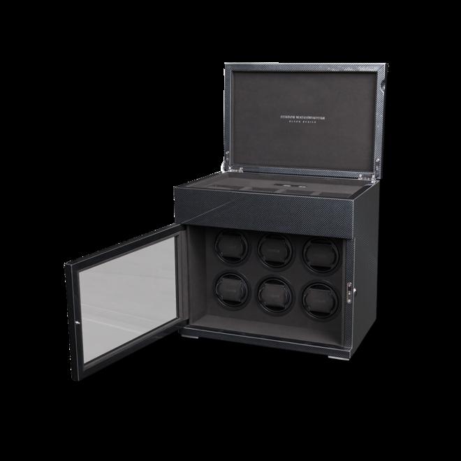 Uhrenbeweger Benson Uhrenbeweger - Black Series 6.16 aus Holz/MDF und Carbon bei Brogle
