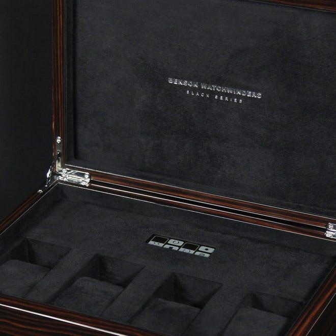 Uhrenbeweger Benson Uhrenbeweger - Black Series 6.16 aus Holz/MDF bei Brogle