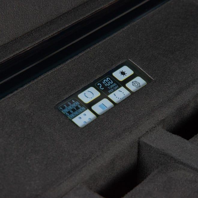 Uhrenbeweger Benson Uhrenbeweger - Black Series 8.16 aus Holz/MDF bei Brogle
