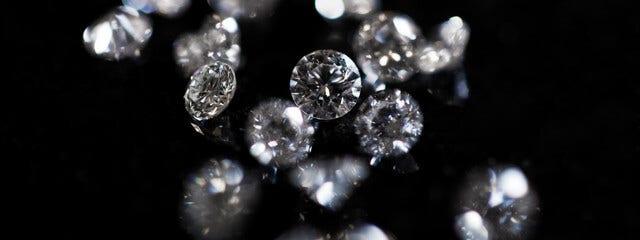 Bewertungen von Diamanten