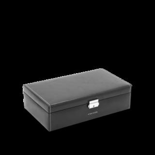 Friedrich Uhrenbox Bond 10 - Schwarz 70021-430