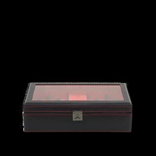 Friedrich Uhrenkoffer Carbon M - Schwarz 70021-540