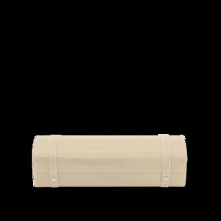 Friedrich Uhrenkoffer Cordoba S - Beige/Silver 70021-514