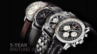 Breitling Garantie