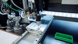 Breitling Herstellung