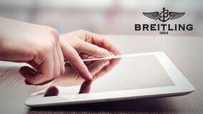Breitling Newsletter abonnieren