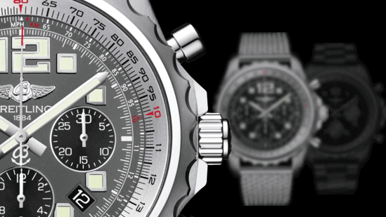 Breitling Professional Chronospace Automatic