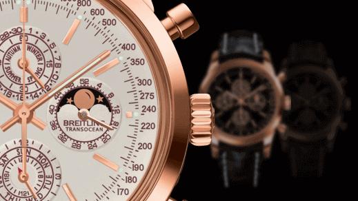 Breitling Transocean Chronograph QP