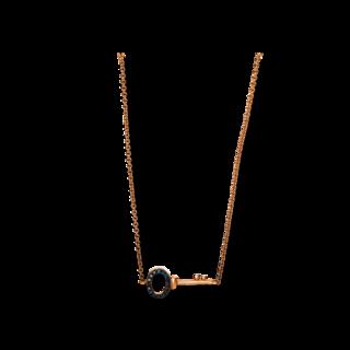 Brogle Selection Halskette mit Anhänger Basic Schlüssel 4D229R8