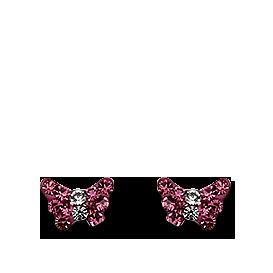 Brogle Atelier Ohrstecker Schmetterling C412-098