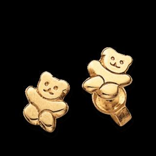 Brogle Atelier Ohrstecker Teddybären C316-006