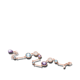 Brogle Atelier Armband Cosmic Colors 1033152-585RG-18 1c06e36961