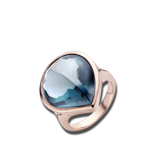 Brogle Atelier Ring Cosmic Colors TR1021LBTP-54