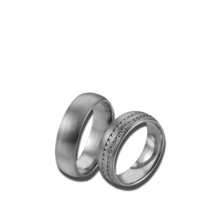 Brogle Atelier Trauring Infinity 2 49/88415_6.5_750WG