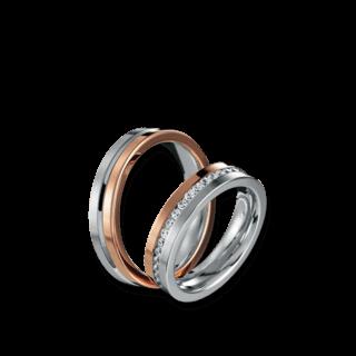 Brogle Atelier Trauring Eternal Rings 49/80556-0