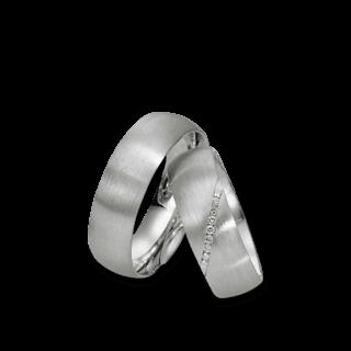 Brogle Atelier Trauring Eternal Rings 49/81280-0