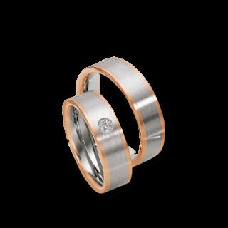 Brogle Atelier Trauring Eternal Rings 49/81302-0
