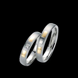 Brogle Atelier Trauring Eternal Rings 49/81416-0