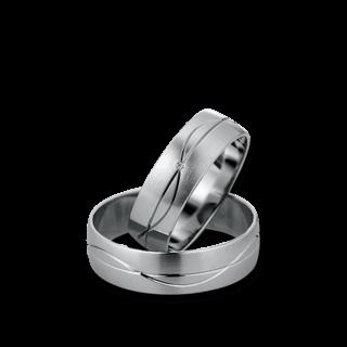 Brogle Atelier Trauring Eternal Rings 49/81530-0