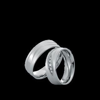 Brogle Atelier Trauring Eternal Rings 49/81612-0