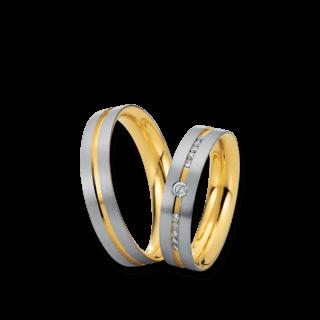 Brogle Atelier Trauring Eternal Rings 49/81624-0