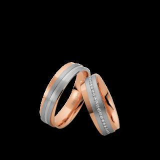 Brogle Atelier Trauring Eternal Rings 49/81634-0
