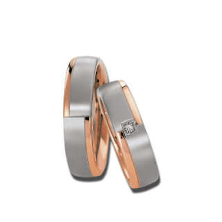 Brogle Atelier Trauring Eternal Rings 49/82050-0