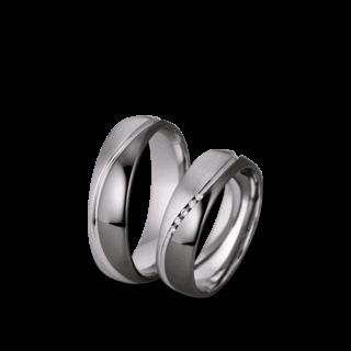 Brogle Atelier Trauring Eternal Rings 49/83132-0