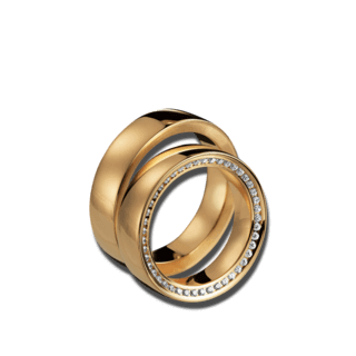 Brogle Atelier Trauring Eternal Rings 49/88033-0