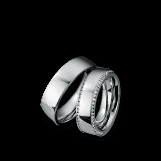 Brogle Atelier Trauring Eternal Rings 49/88037-0