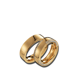 Brogle Atelier Trauring Eternal Rings 49/88138-0