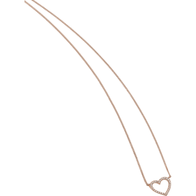 Brogle Atelier Halskette mit Anhänger First Love K10527/R