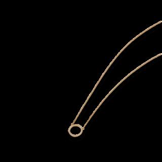 Brogle Atelier Halskette mit Anhänger First Love K10529/G