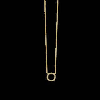 Brogle Atelier Halskette mit Anhänger First Love K10735/G