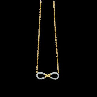 Brogle Atelier Halskette mit Anhänger First Love K10745