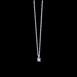 Brogle Atelier Halskette mit Anhänger First Love K10972