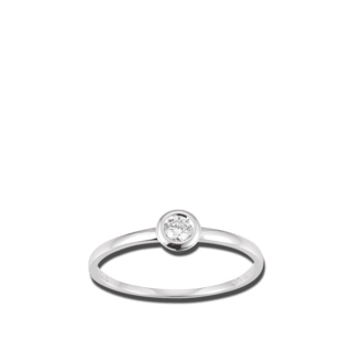 Brogle Atelier Solitairering First Love K10487/X