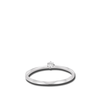 Brogle Atelier Solitairering First Love K10489