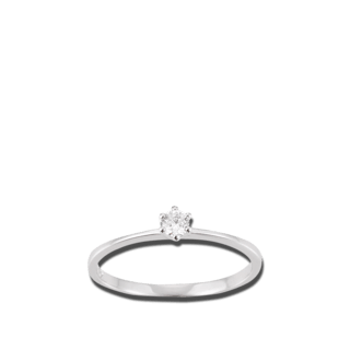 Brogle Atelier Solitairering First Love K10490/X