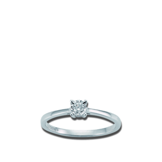 Brogle Atelier Solitairering First Love K10980