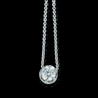 Brogle Atelier Halskette mit Anhänger Intense Brilliance F1376W/S