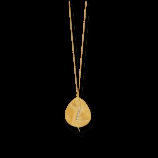 Brogle Atelier Halskette mit Anhänger Intense Brilliance F1741
