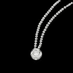 Brogle Atelier Halskette mit Anhänger Intense Brilliance K10816