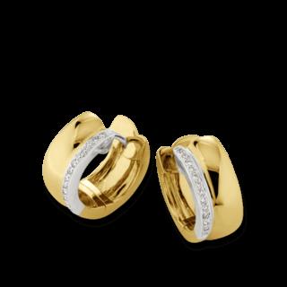 Brogle Atelier Ohrring Intense Brilliance 55100251E-585GW
