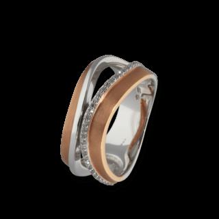 Brogle Atelier Ring Intense Brilliance 41/71254-0_585WG/RG